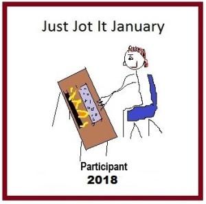 #JusJoJan 2018. January 23rd Colour