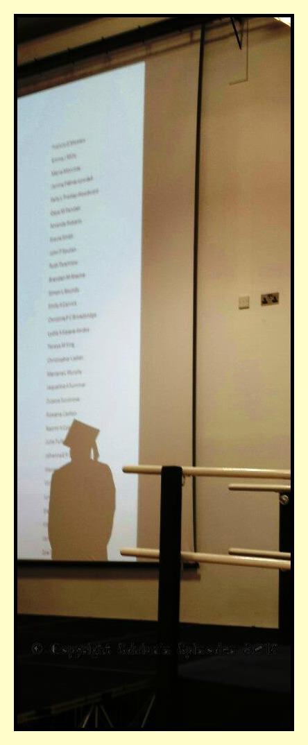 Graduation - Shadow!