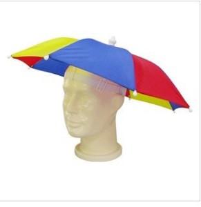 Head unbrella.